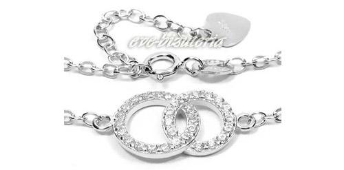 Srebrna biżuteria celebrytki